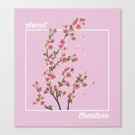 Sweet Creature - Harry Styles Canvas Print