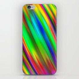 Plutonium Peppermint iPhone Skin