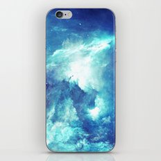 Stardust Waves iPhone & iPod Skin