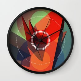 Configureight Wall Clock