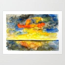 Mixed Colors 2 Art Print