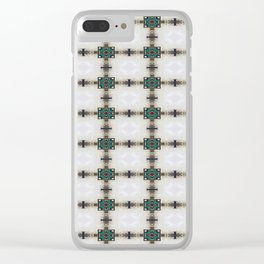 Divers Salutation Clear iPhone Case