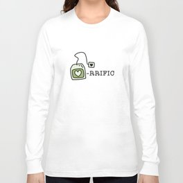 Tea-rrific Long Sleeve T-shirt