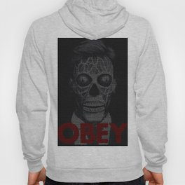 They Live. Obey. Screenplay Print. Hoody