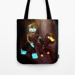 ninja gumby and ninja pokey Tote Bag