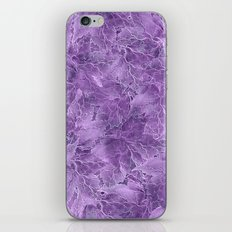 Frozen Leaves 15 iPhone & iPod Skin
