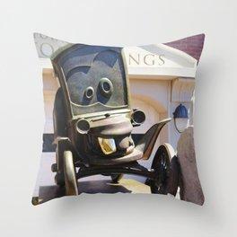 Stanley Throw Pillow