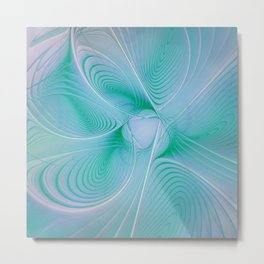 elegant flames -1- Metal Print