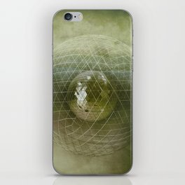 Caged World iPhone Skin