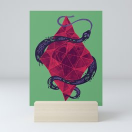 Mystic Crystal Mini Art Print