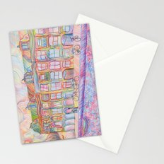 Wandering Amsterdam - Colored Pencil Stationery Cards