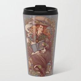 NOUVEAU FOLK WITCH Travel Mug