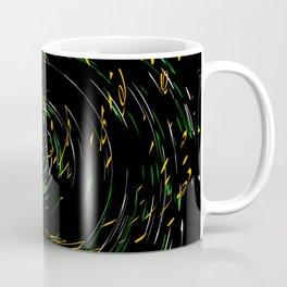 Hurricane,,,orange ,green Coffee Mug