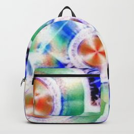 Happy Vitamin C Crystals in Sunlight Backpack