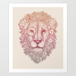 Wildly Beautiful Art Print