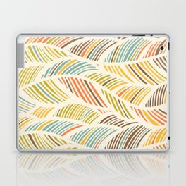 Fine Feather Pattern Laptop & iPad Skin