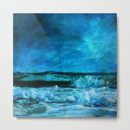 Amazing Nature - Ocean Metal Print