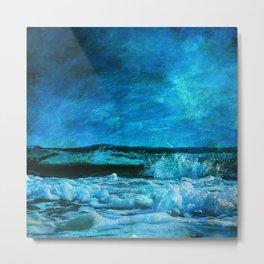 Amazing Nature - Ocean Metal Print
