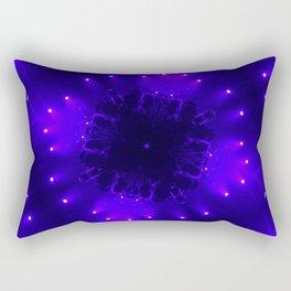 Diamond Lights Rectangular Pillow