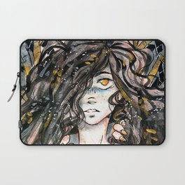 Hidden in the bamboo forest Laptop Sleeve