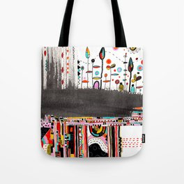 your sky Tote Bag