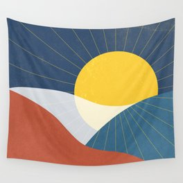 Lupang Hinirang - Chosen Land/Land of the Morning - Philippine Flag Wall Tapestry