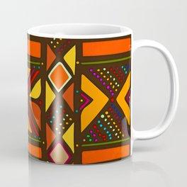 African Style No6, Sahara Desert Coffee Mug