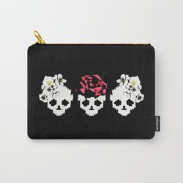 Skull Sisters Carry-All Pouch