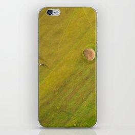The Golf Bunker iPhone Skin