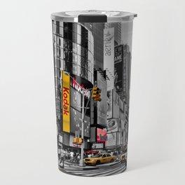 Times Square - Hyper Drop Travel Mug