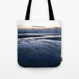 Blue Call of the Sea Tote Bag