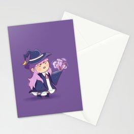 Kawaii Wizard Stationery Cards