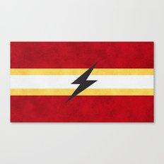 Flash of Color Canvas Print