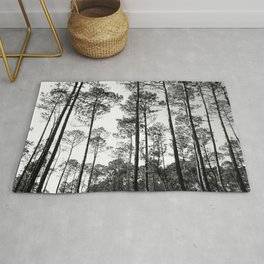 Lined Up Rug