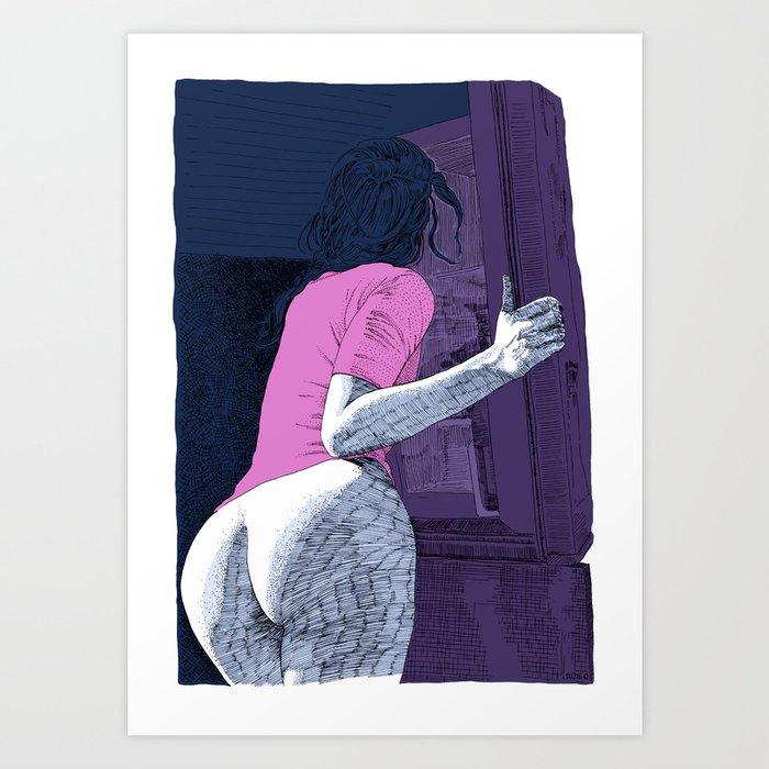 Entdecke jetzt das Motiv BIG LOVE von Suzie-Q als Poster bei TOPPOSTER