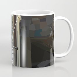 Dereliction Coffee Mug