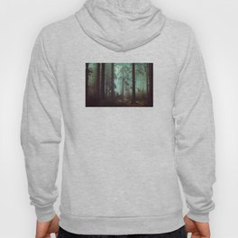 Shadows in the morning mist  Hoody