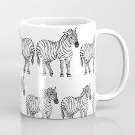Equus Zebra Coffee Mug