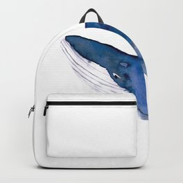 Whale  art Backpack