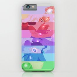 Gems on Earth iPhone Case