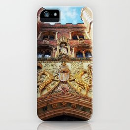 the Great Gate iPhone Case