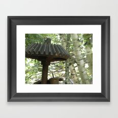 Old whatchamacall it Framed Art Print