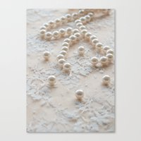 broken Canvas Prints featuring Broken by Colleen Farrell