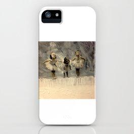 Tiny dancers iPhone Case