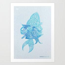 Ornamental Art Print