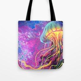 Jellyfish Dream Tote Bag