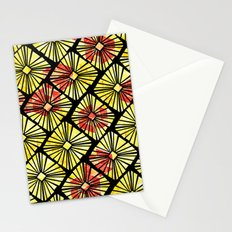 Geo Garden Stationery Cards