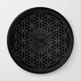 Sacred Unity Wall Clock