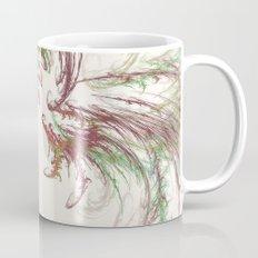 Harvest Winds Fractal Coffee Mug