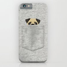Pocket Pug Slim Case iPhone 6